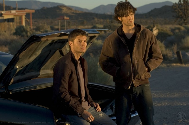 Supernatural Television Series