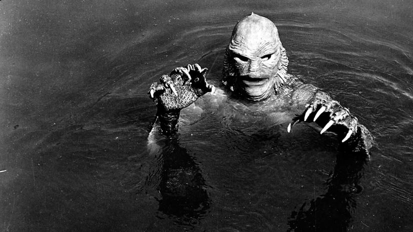 Creature From The Black Lagoon - Released in 1954