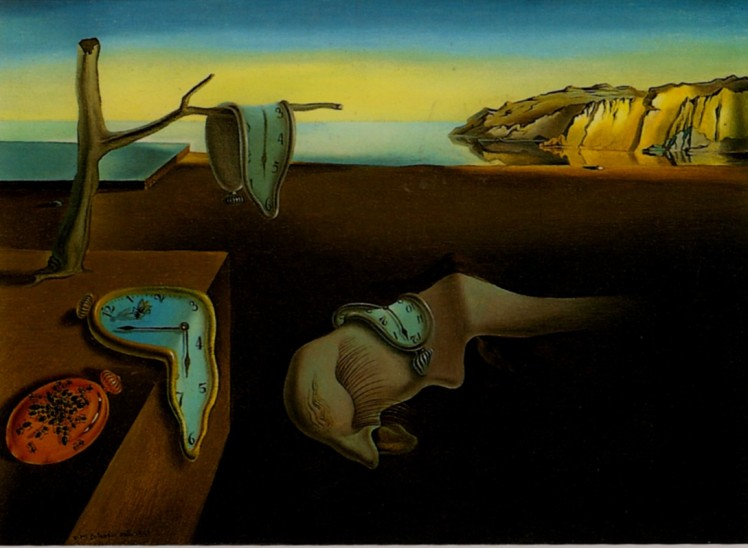 Salvador Dali - The Persistence of Time