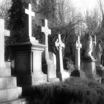 Highgate Cemetery - London - England