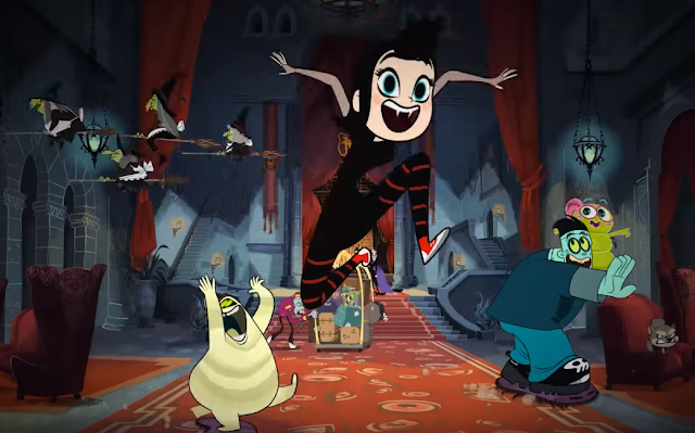 Hotel Transylvania The Series - Disney Channel
