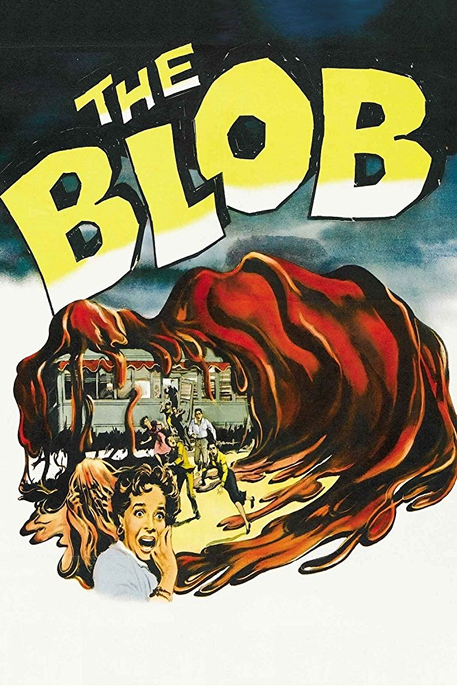 The Blob Movie - 1958