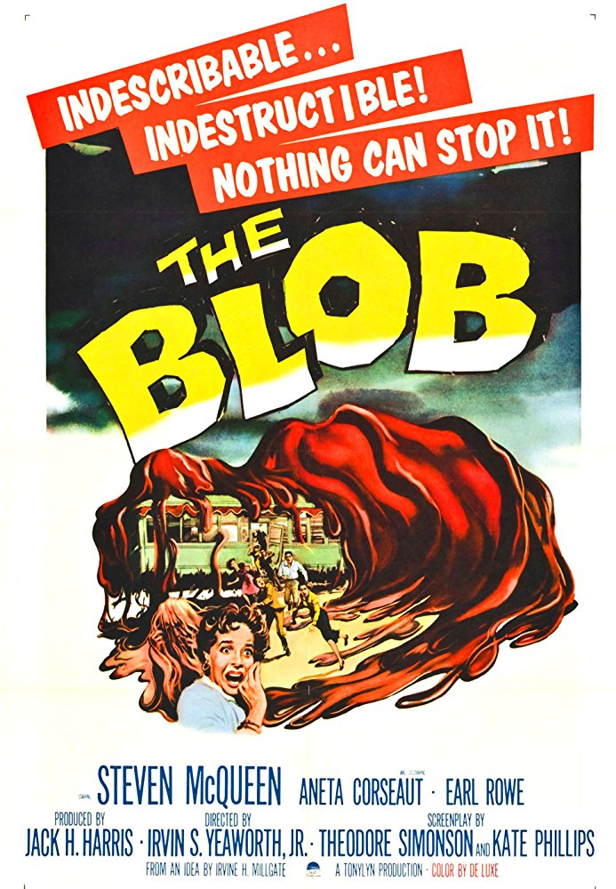 The Blob Movie 1958