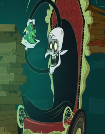 Hotel Transylvania The Series - Uncle Gene