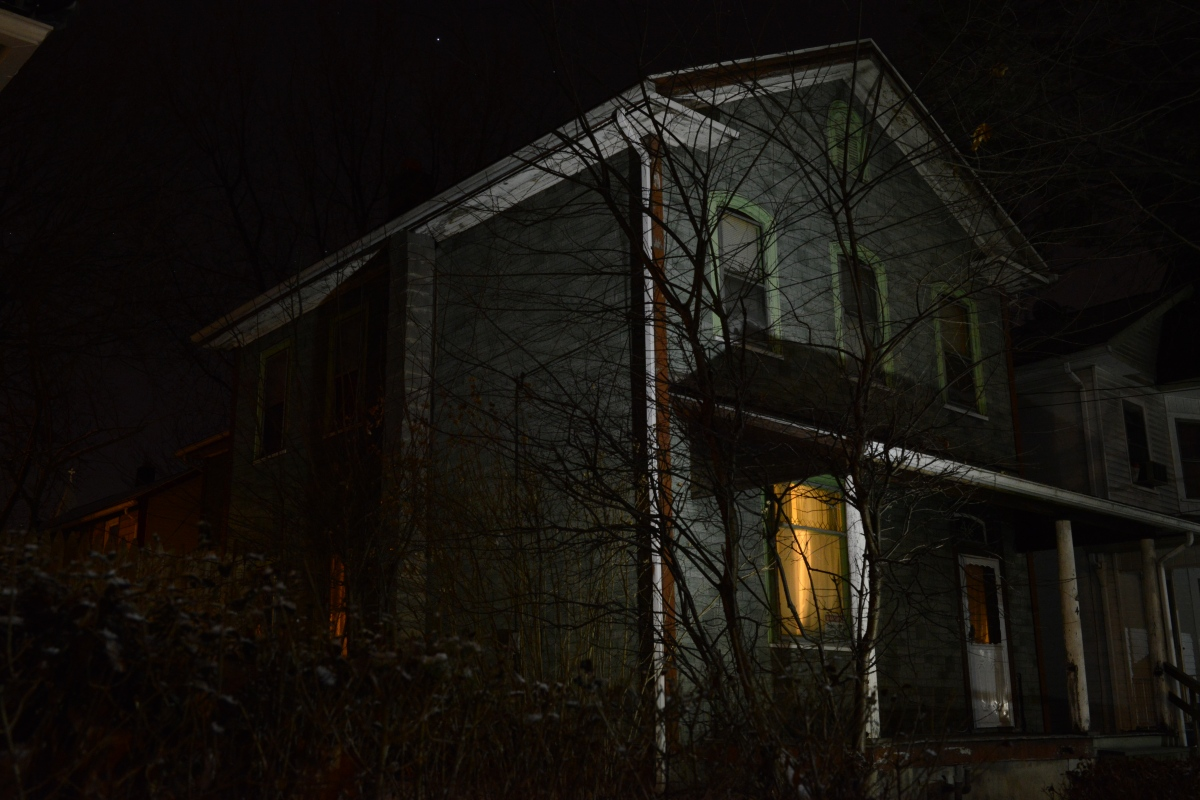 46 Welles Street - Haunted or not?