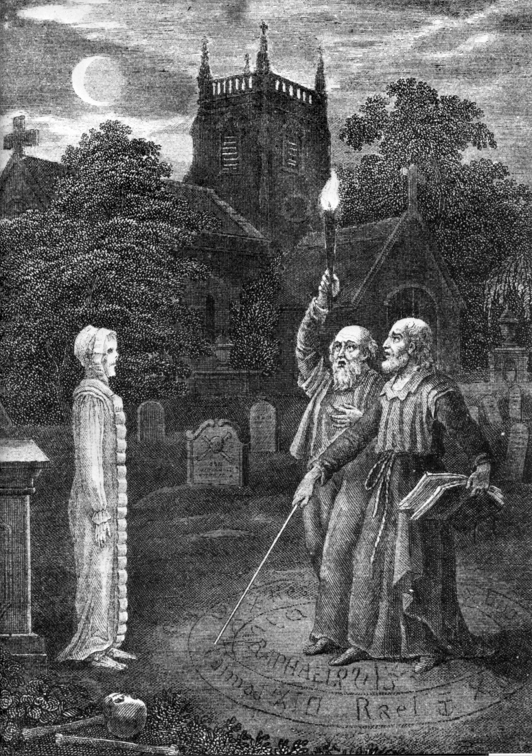 Black Magic - John Dee and Edward Keeley