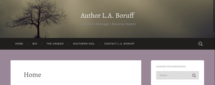 Visit L.A. Boruff's Website!