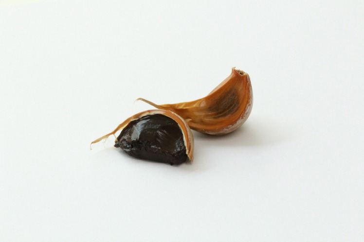 Black Garlic Clove