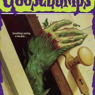 Goosebumps - Stay out of the Basement by R.L. Stine