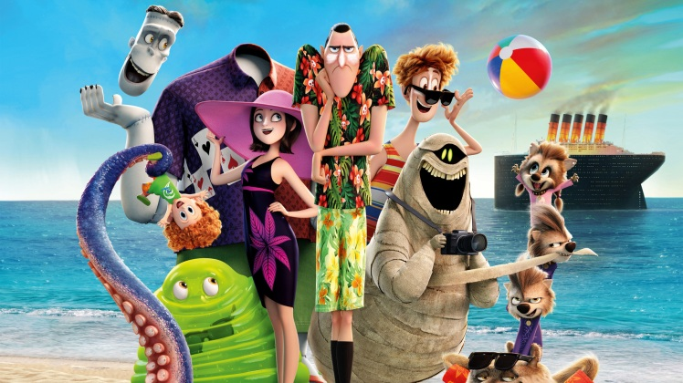 Hotel Transylvania 3 — Summer Vacation by Sony Pictures Animation