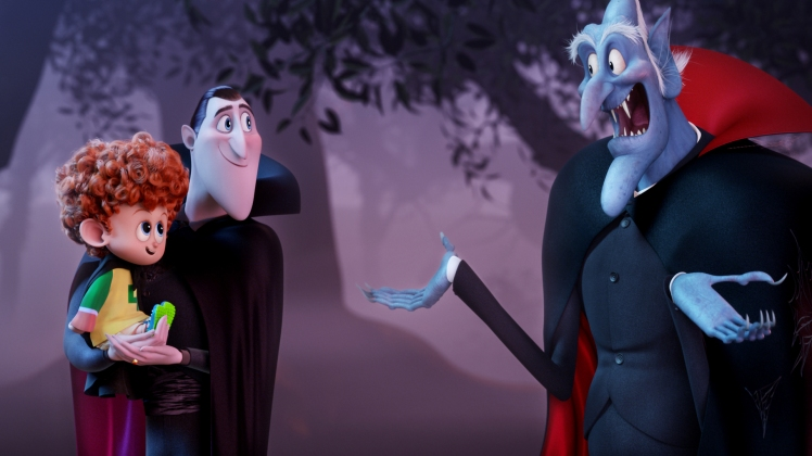 Hotel Transylvania 2 by Sony Pictures Animation
