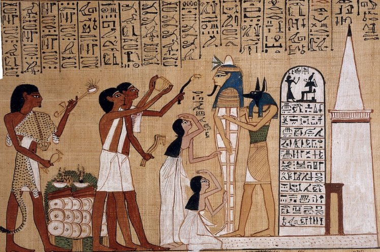Ceremony of the Mouth — Anubis