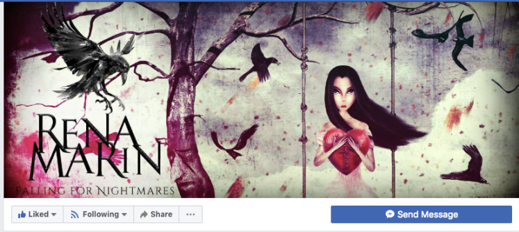Follow Rena Marin on Facebook!