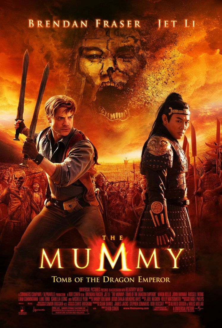 The Mummy — Tomb of the Dragon Emperor