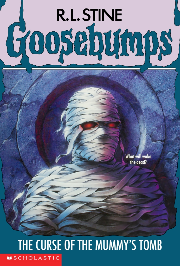 Goosebumps — The Curse of the Mummy's Tomb by R.L. Stine