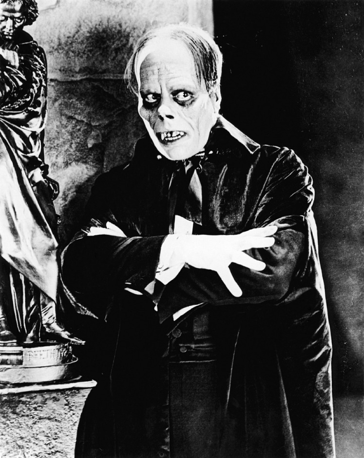 Phantom of the Opera - Lon Chaney - 1925