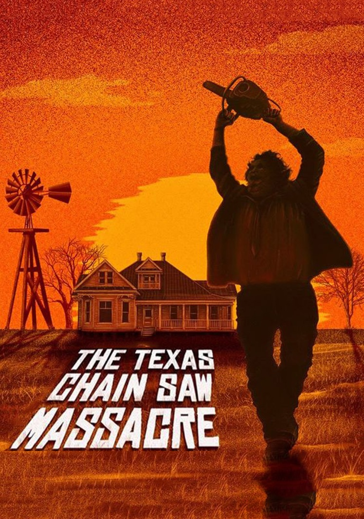 The Texas Chain Saw Massacre - 1974