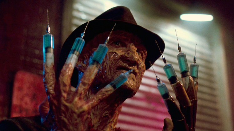 A Nightmare on Elm Street - Dream Warriors