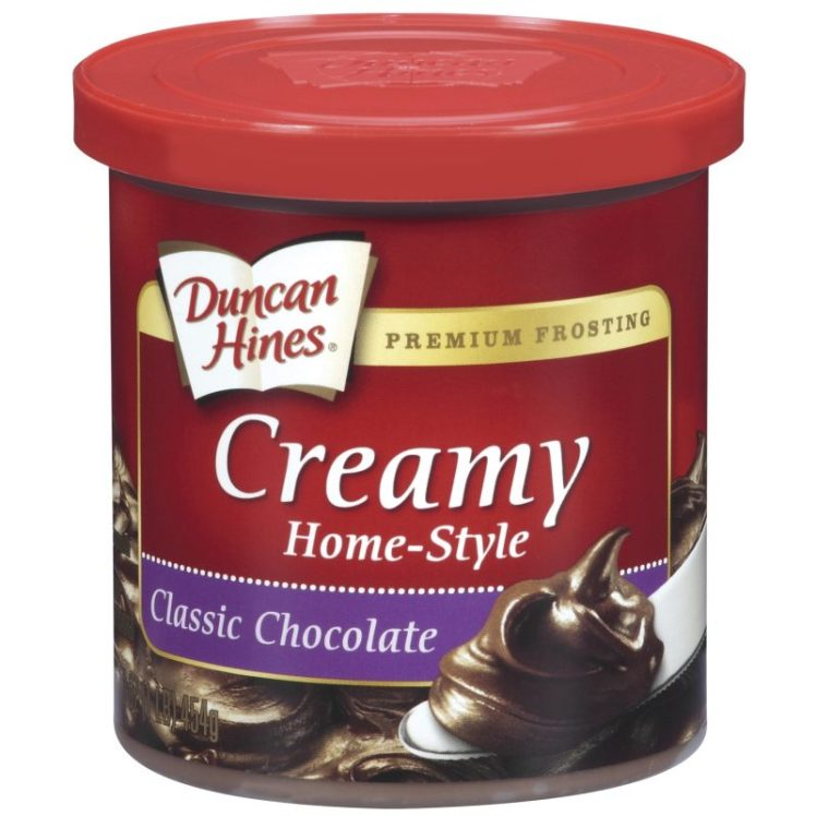 Duncan Hines - Classic Chocolate Home-Style Frosting
