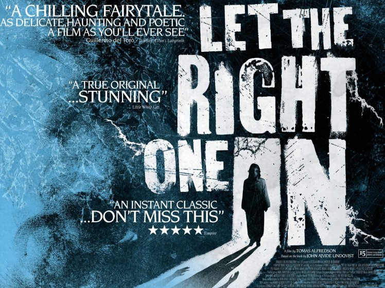 Let The Right One In - 2008 - Swedish Movie