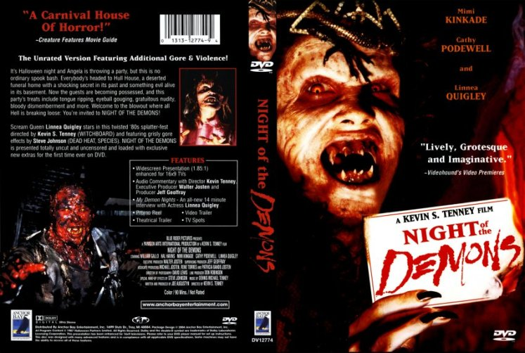Night of the Demons - 1988