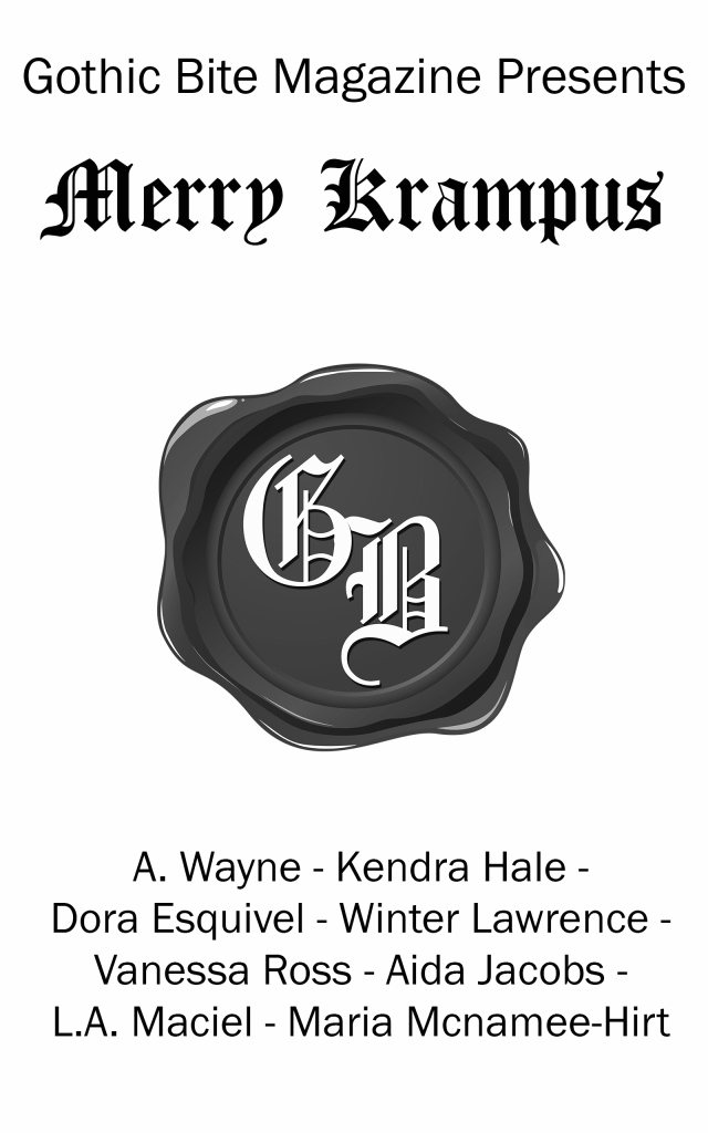 GBM Presents Merry Krampus by Alexa Wayne