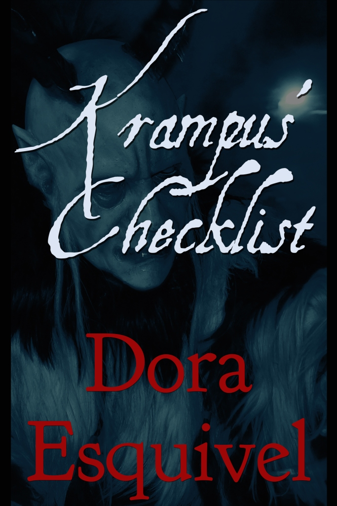 Krampus' Checklist by Dora Esquivel