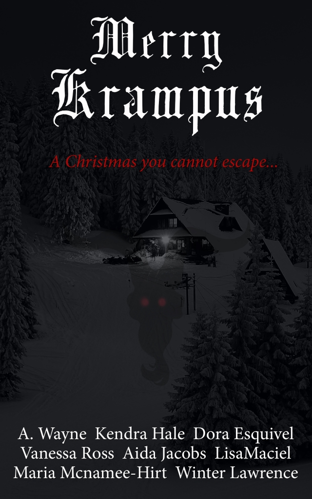 Merry Krampus Vol.1 2018 by Alexa Wayne