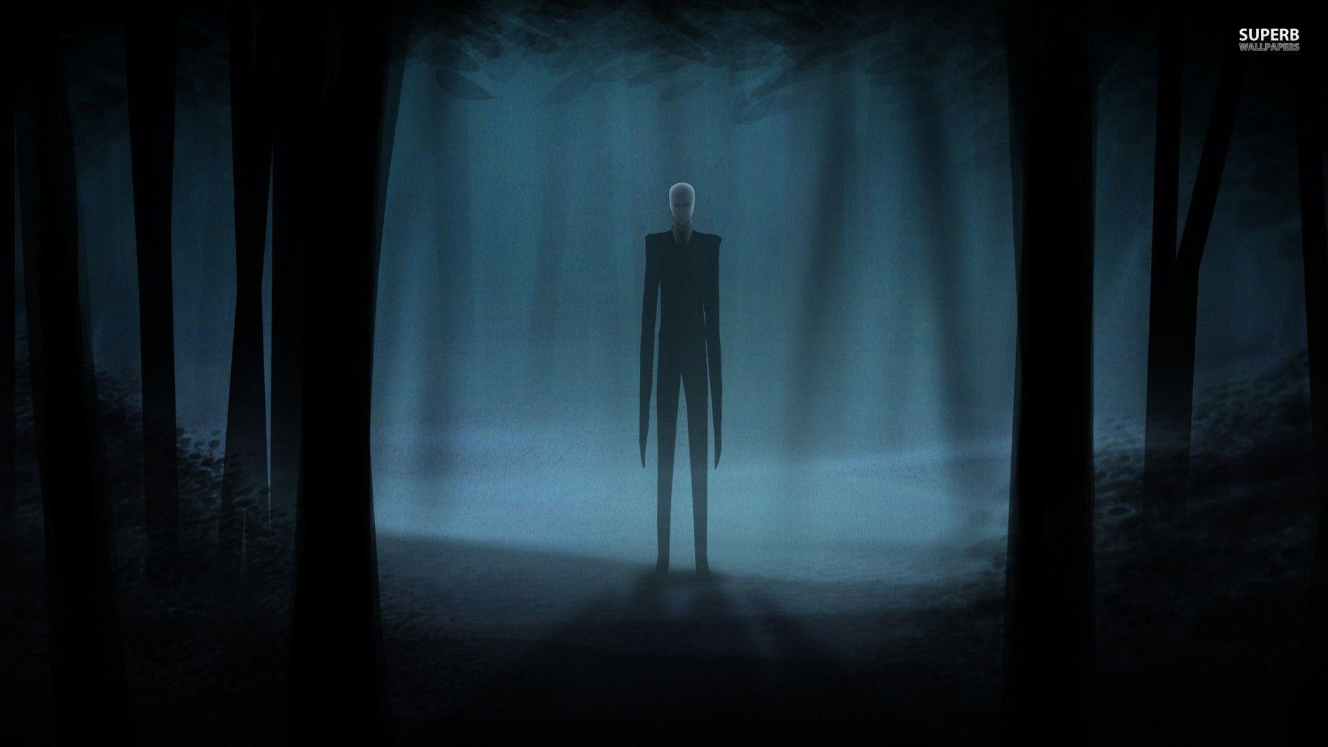 Creepypasta - Slenderman