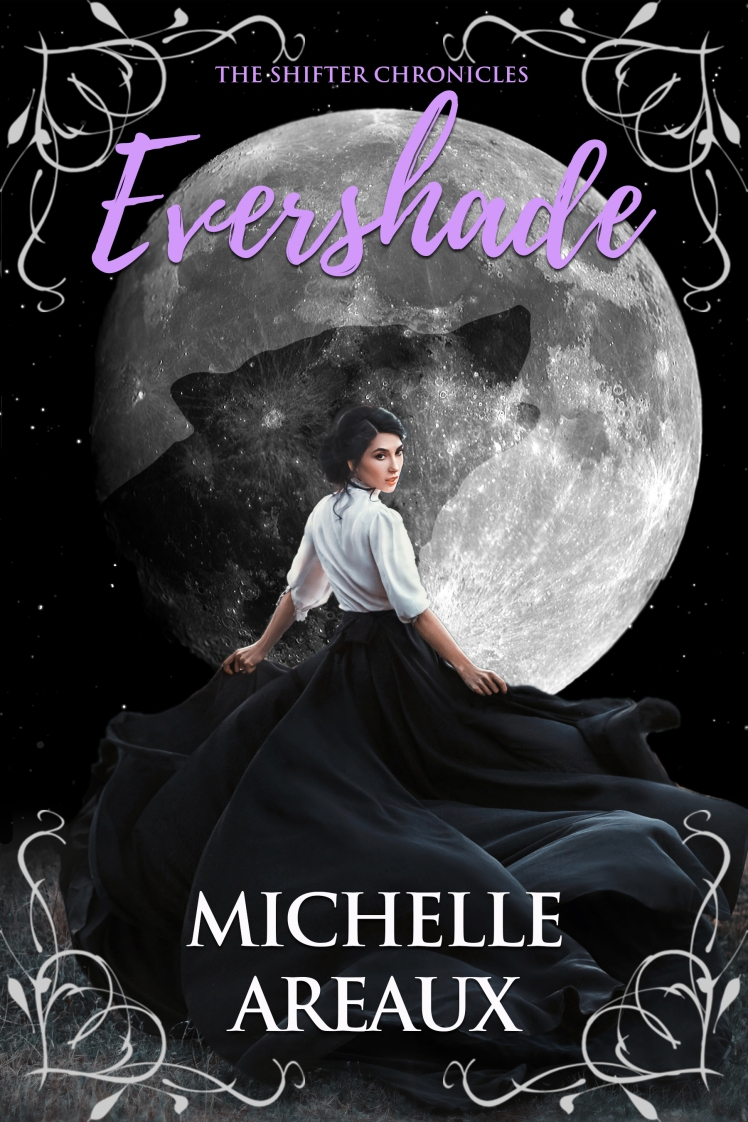 Evershade by Michelle Areaux published by Kingston Publishing