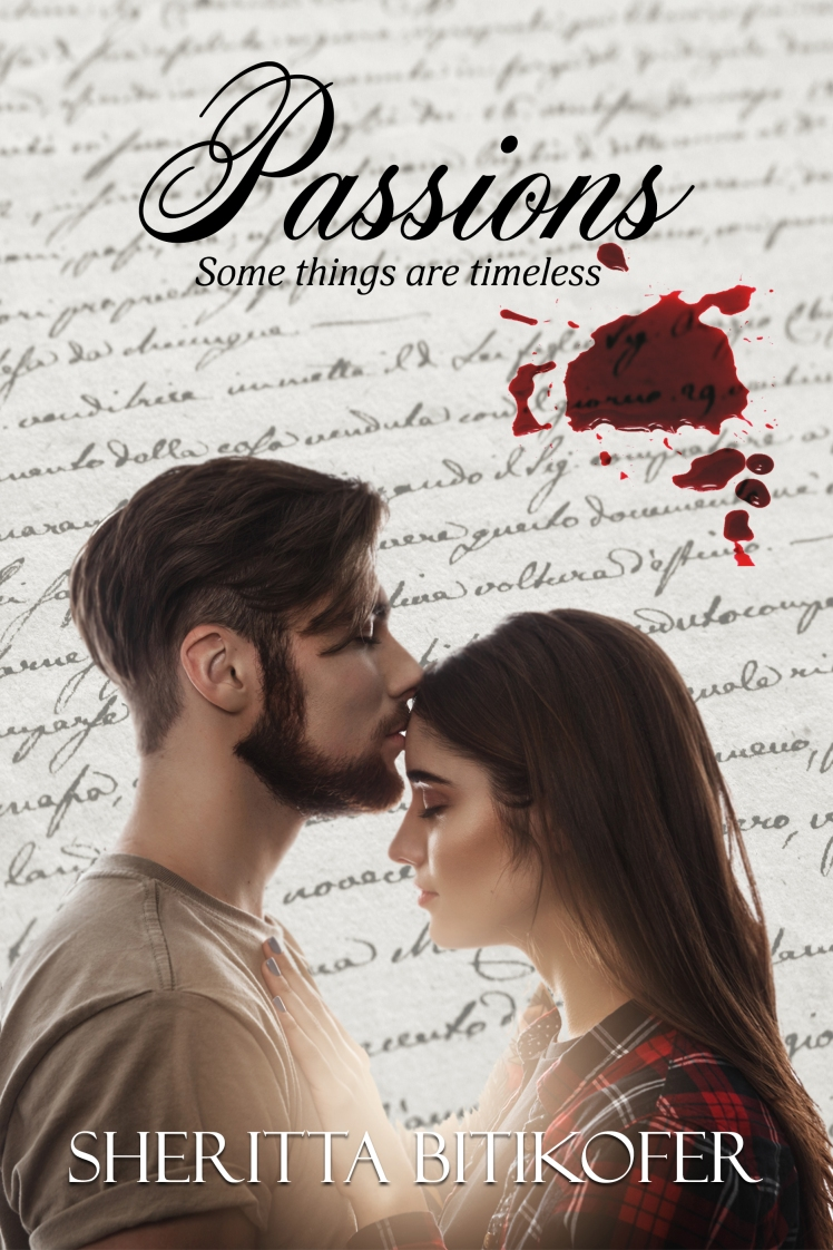 Passions by Sheritta Bitikofer published by Kingston Publishing