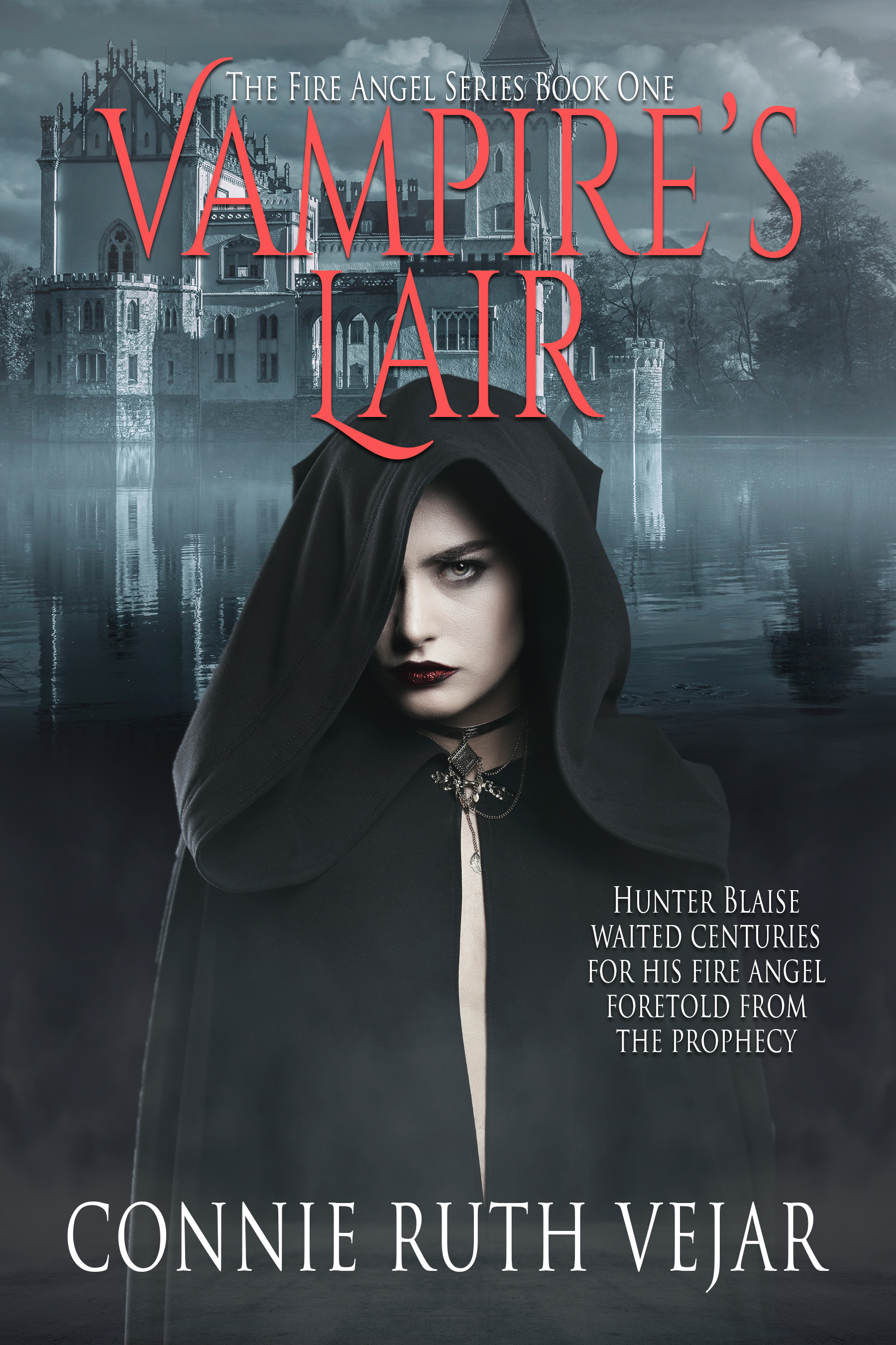 Vampire's Lair by Connie Ruth Vejar published by Kingston Publishing