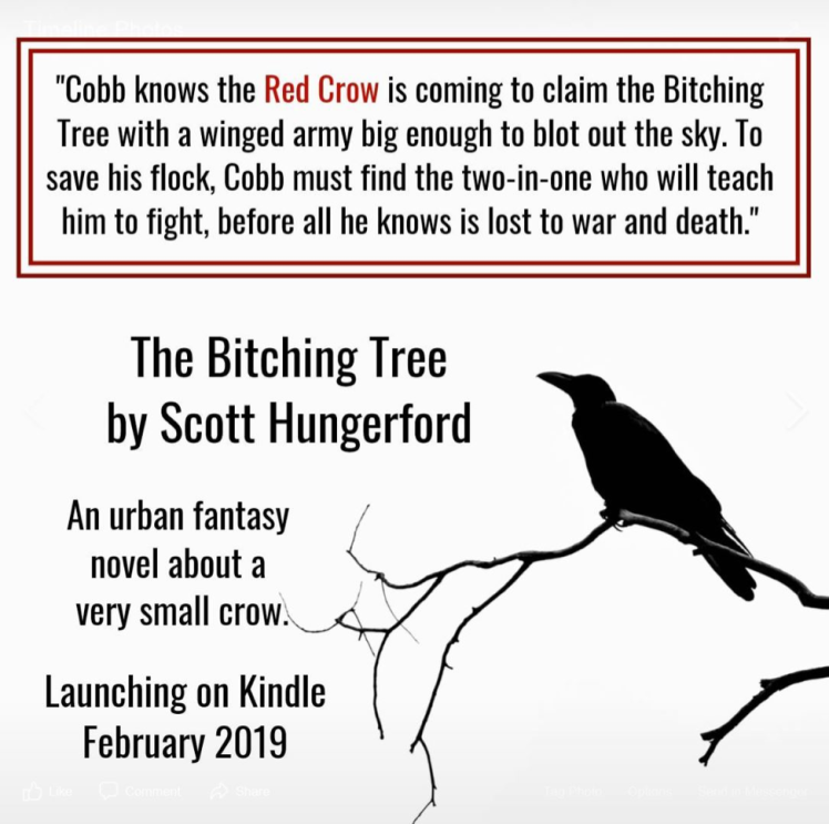 The Bitching Tree - A World Tree Tale by Scott Hungerford