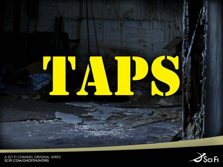 TAPS - Ghost Hunters on SYFY