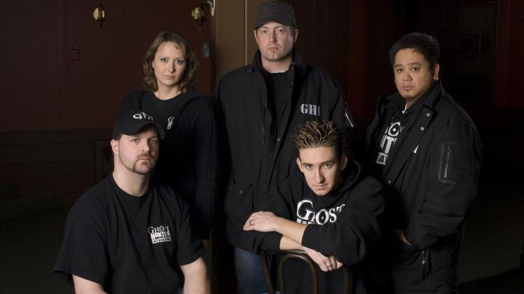 Ghost Hunters International on SYFY