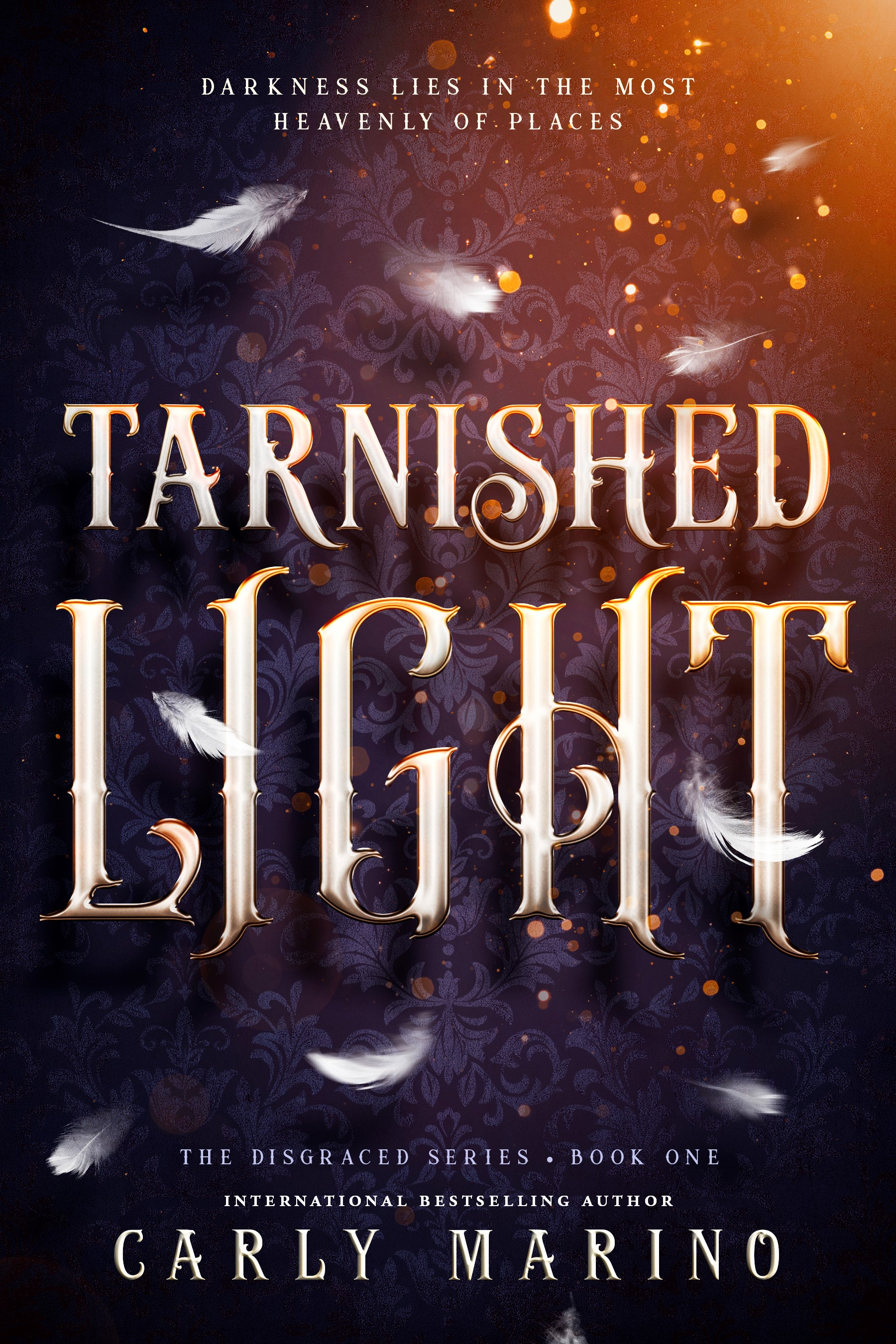 Tarnished Light by Carly Marino