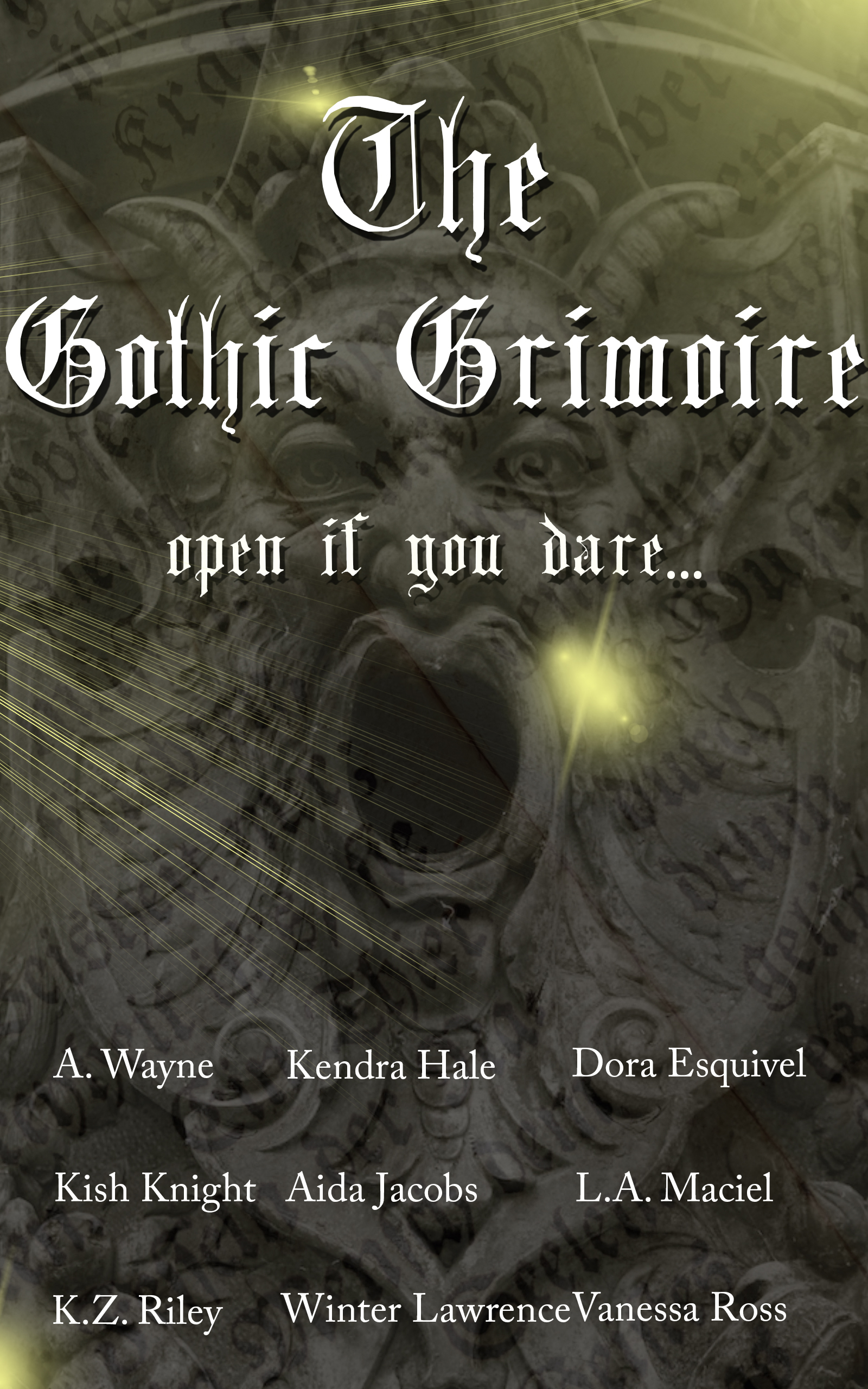 The Gothic Grimoire Anthology presented by Gothic Bite Magazine