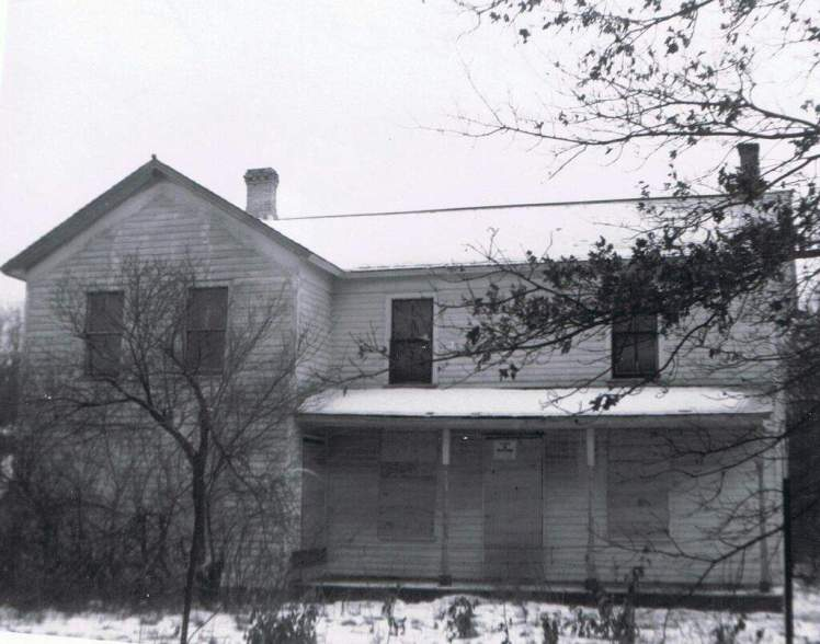 Ed Gein Farmhouse
