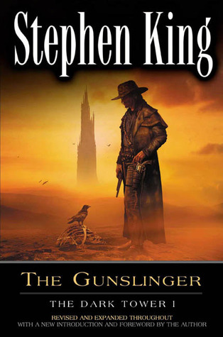 The Dark Tower - The Gunslinger by Stephen King