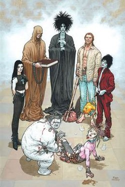 The Sandman by Vertigo
