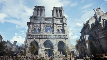 Assassin's Creed Unity by Ubisoft