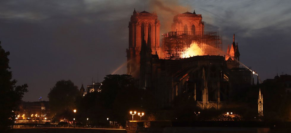 2019-04-15 Notre Dame in Fire