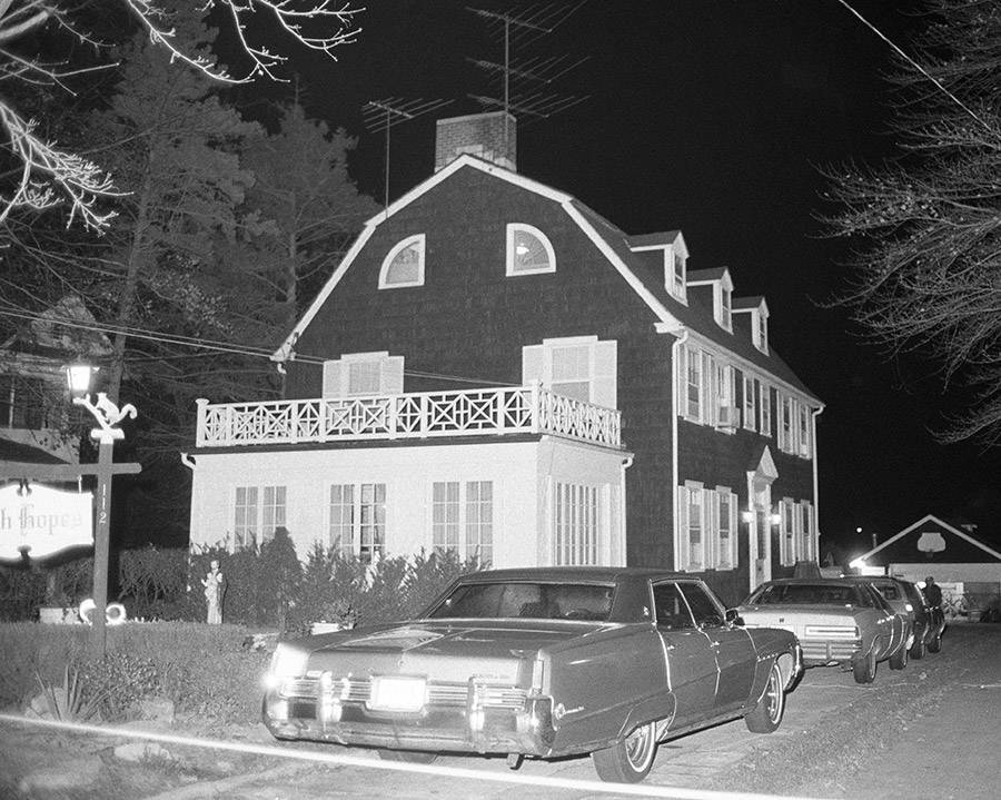 Amityville House Case