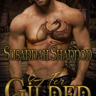 Her Guilded Dragon by Susannah Shannon