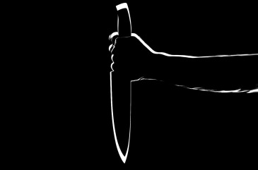 Psycho Knife Silhouette
