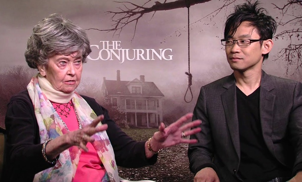 Lorraine Warren for The Conjuring