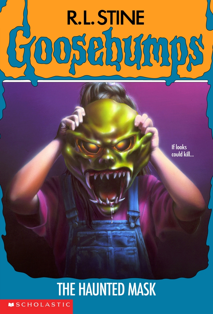 GOOSEBUMPS - The Haunted Mask by R.L. Stine