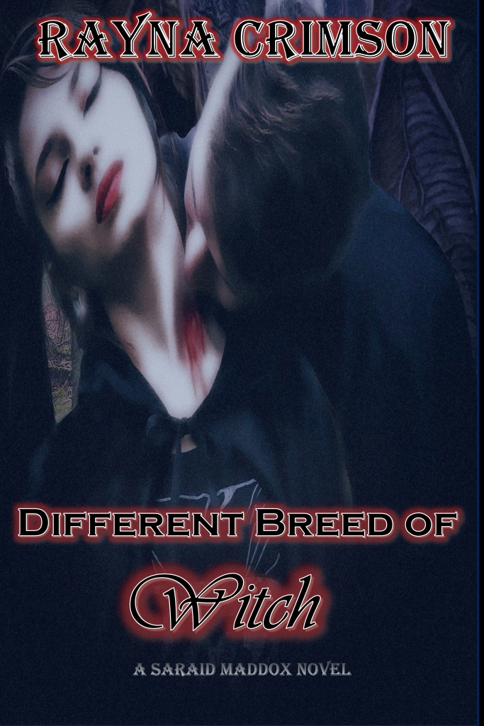 A Different Breed Of Witch by Rayna Crimson