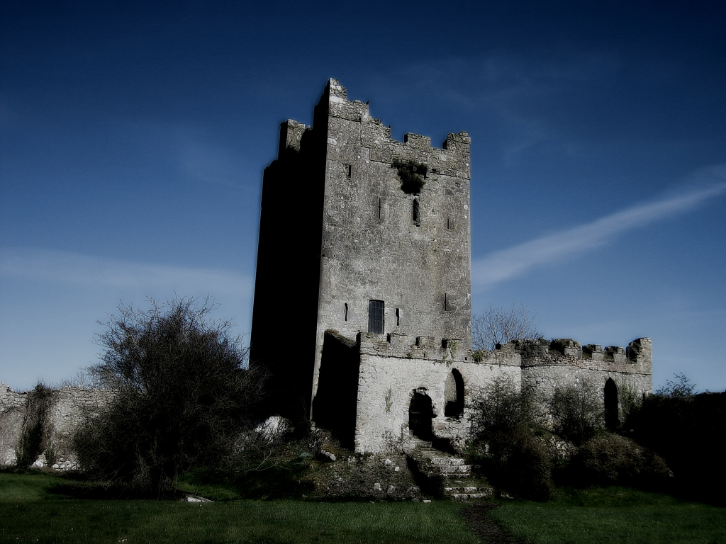 Clonony Castle - Ireland
