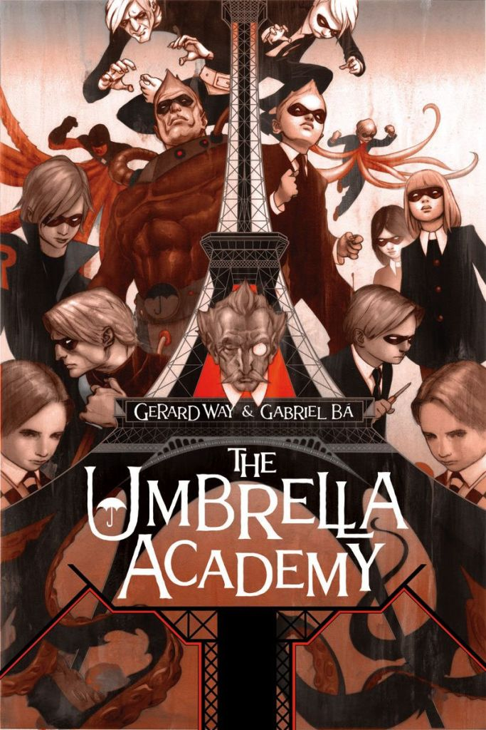 Dark Horse - The Umbrella Academy by Gerard Way & Gabriel Ba